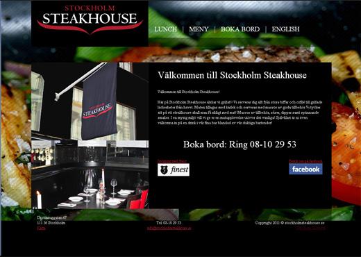 Stockholm Steakhouse