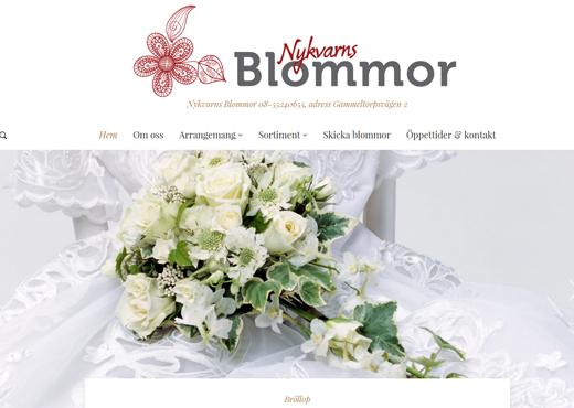 Nykvarns Blommor